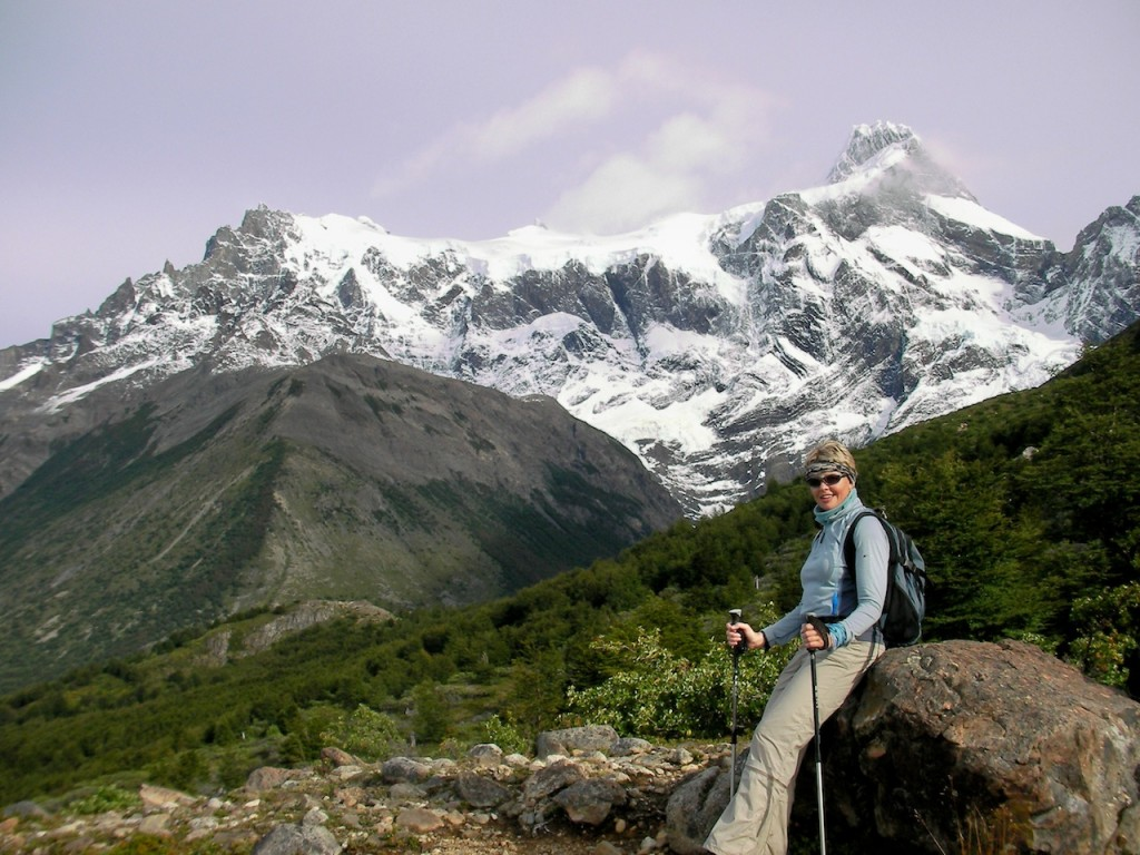 Trekking to the Patagonian Icefield