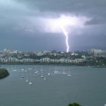 Scary Storms and Super Cell Freaks: Never a Dull Day in Queensland