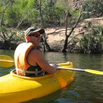 Kayaking Gorges of Nitmiluk National Park, Northern Territory Australia