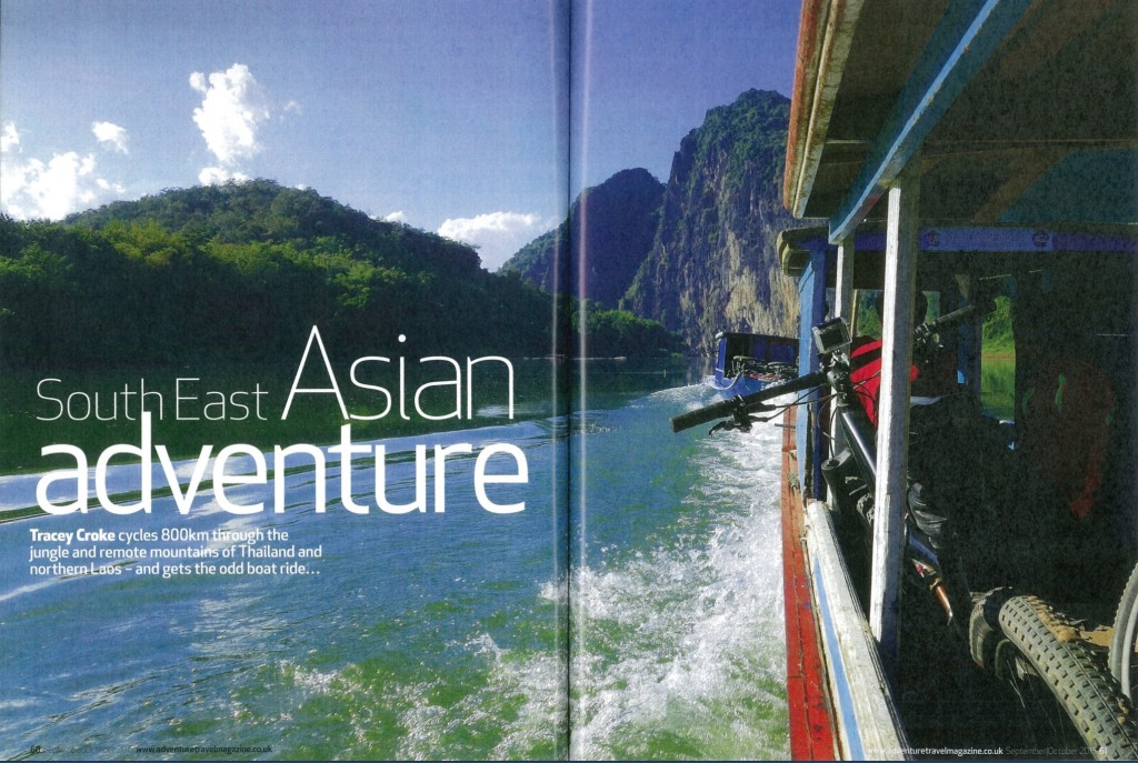 Cycle Laos Cover
