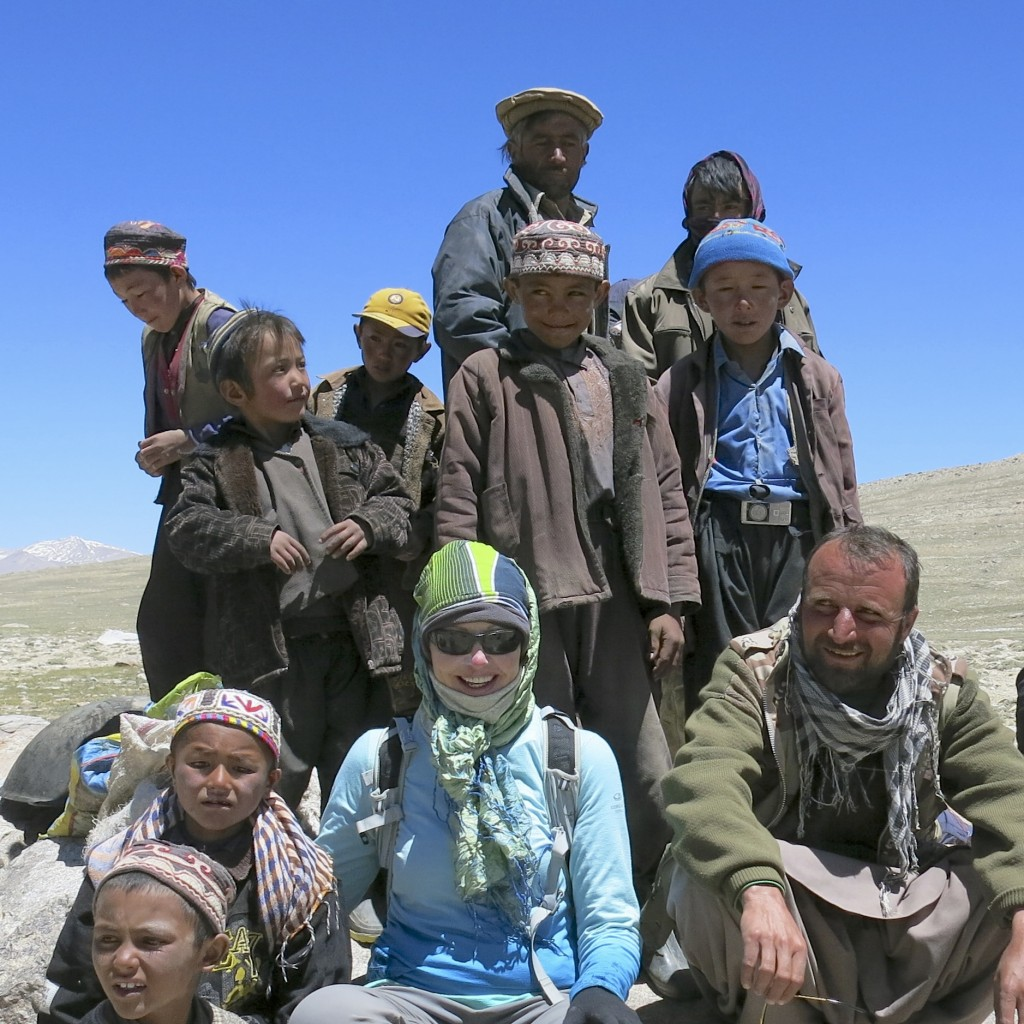The last of the Nomads: Afghanistan's remaining Kyrgyz nomads who live in the high altitude Pamirs.