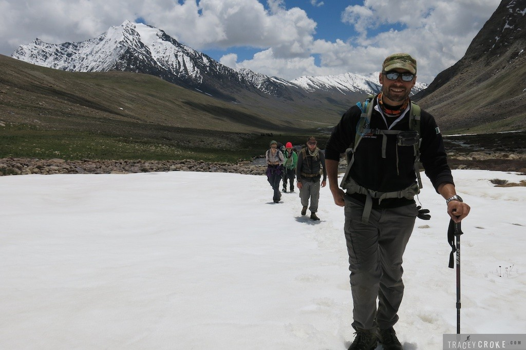 Going deeper into the Pamir Mountains.