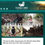 How My Little Bike Movie Hit the Big Screen – Filmed By Bike Festival