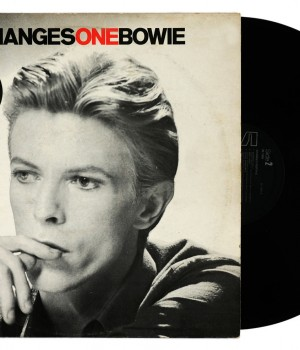 C8F8BY David Bowie Changes One album