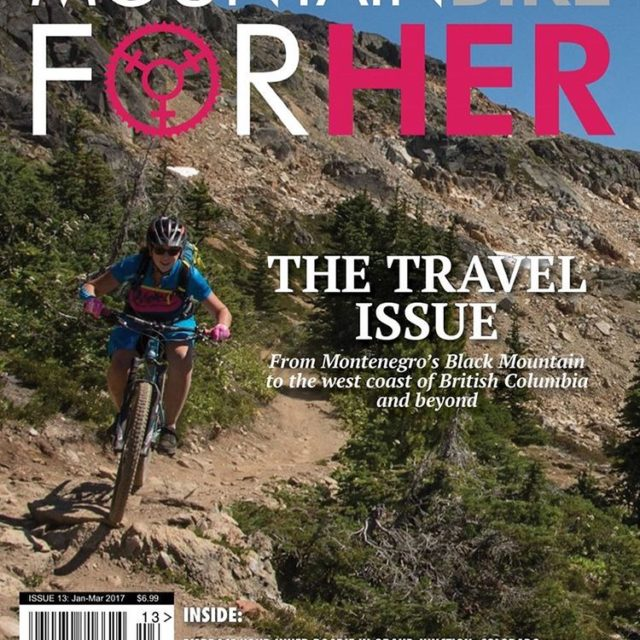 Plenty of mountain bike girl goodness in the latest issuehellip
