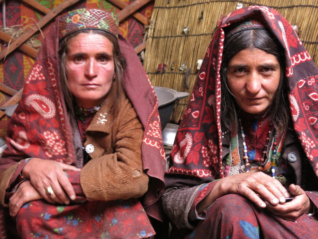 Wakhi women