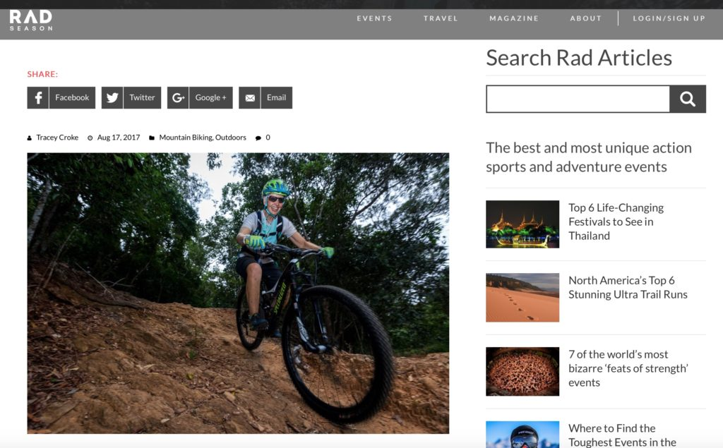 Mountain Biking Queensland