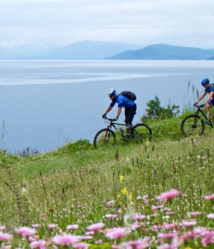 Mountain Biking Galicica NP