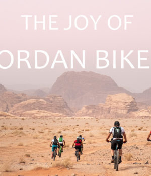 Jordan Bike Trail Wadi Rum