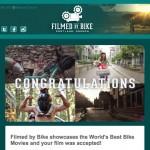 How My Little Bike Movie Hit the Big Screen – Filmed By Bike Festival