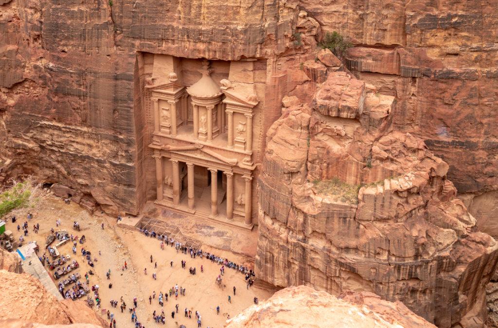 World Wonder Petra Jordan