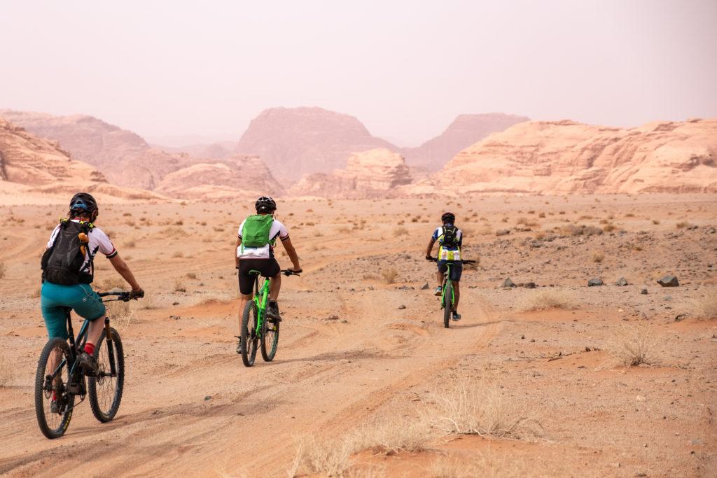 Wadi Rum Mountains