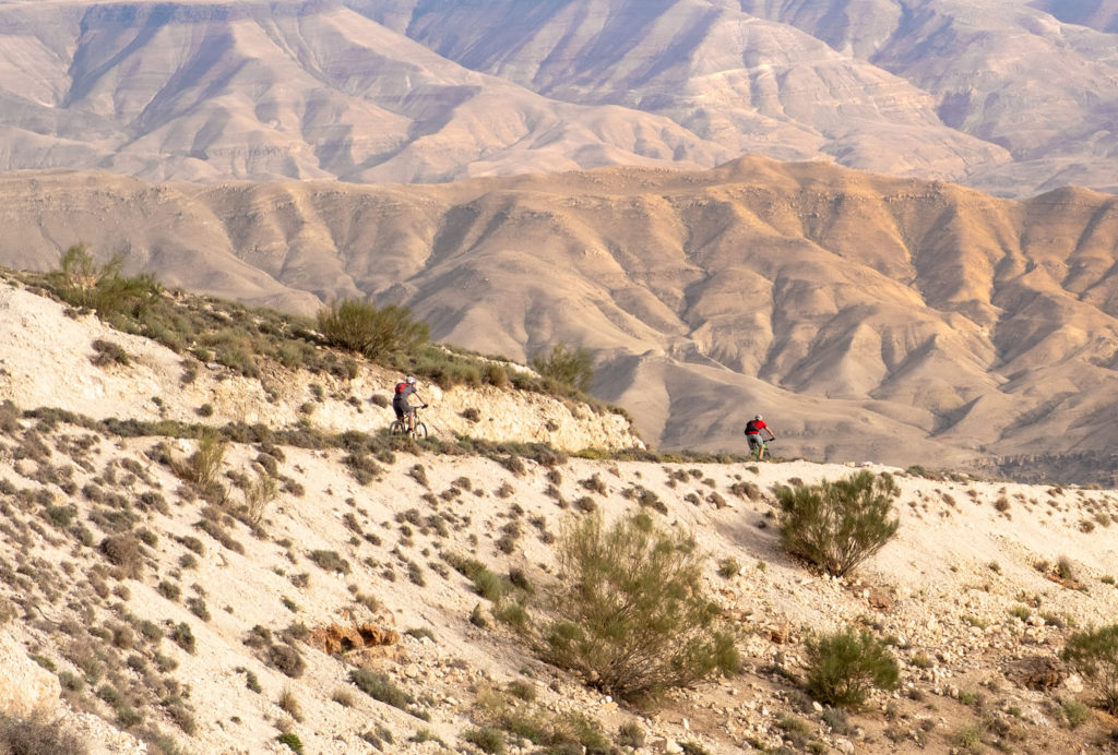 Epic Landscapes Jordan Bike Trail
